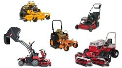 SFG Mowing equipment